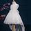 Thumbnail: Pure White Shinning Princess Dress