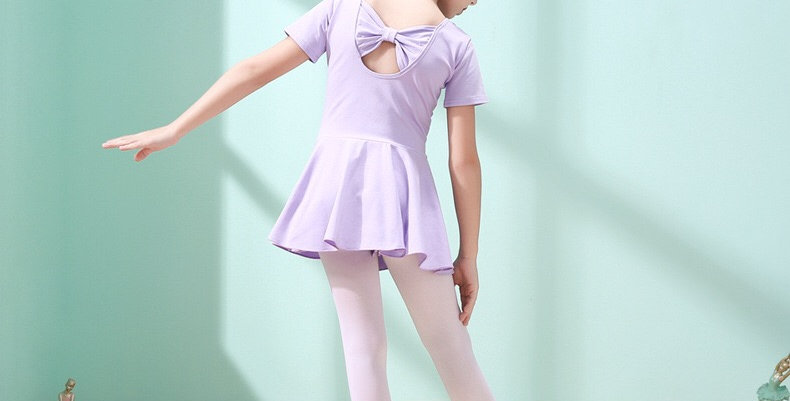 Ballerina Daily Practices outfit - Light Purple