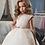 Thumbnail: Lace princess dress with pompadour