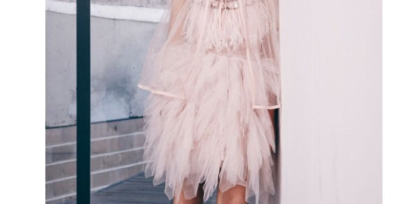 Swan Queen Tutu Dress - Pink