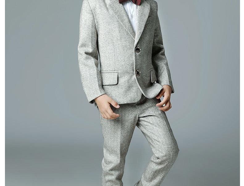 Grey Formal Suit