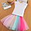 Thumbnail: Two-price Unicorn Rainbow Dress