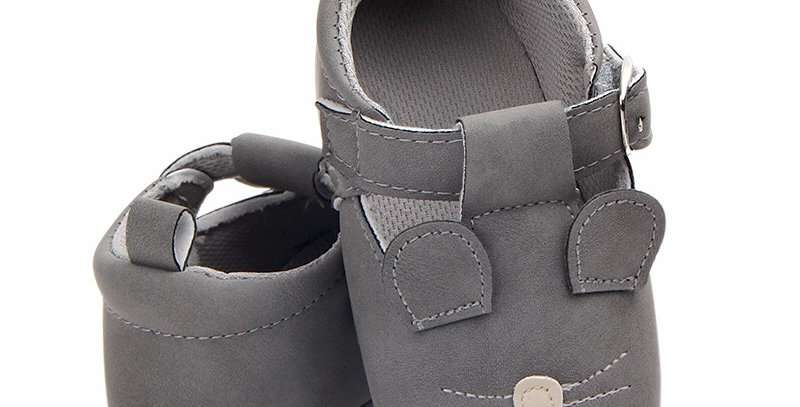 Mouse Soft Leather Shoes