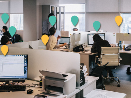Sensing strategic workplace decisions