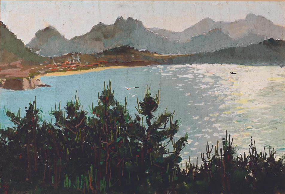 Wu Guanzhong (1919 - 2010)