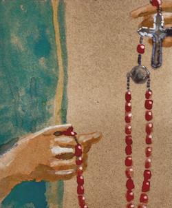 Marias hands III