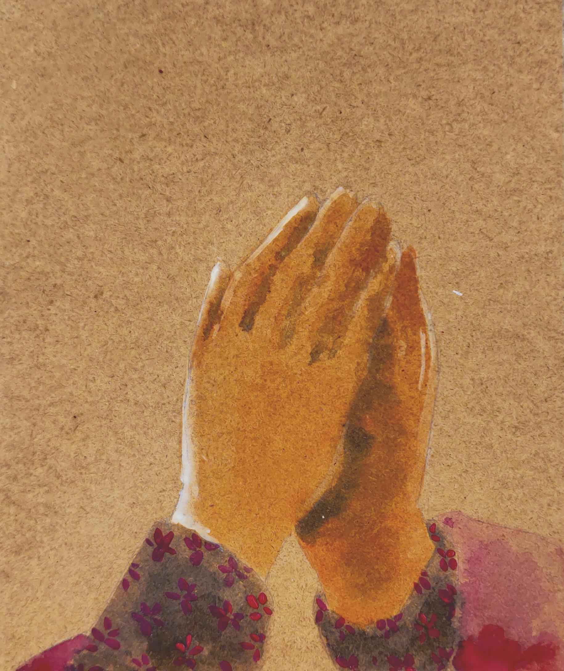 Marias hands II