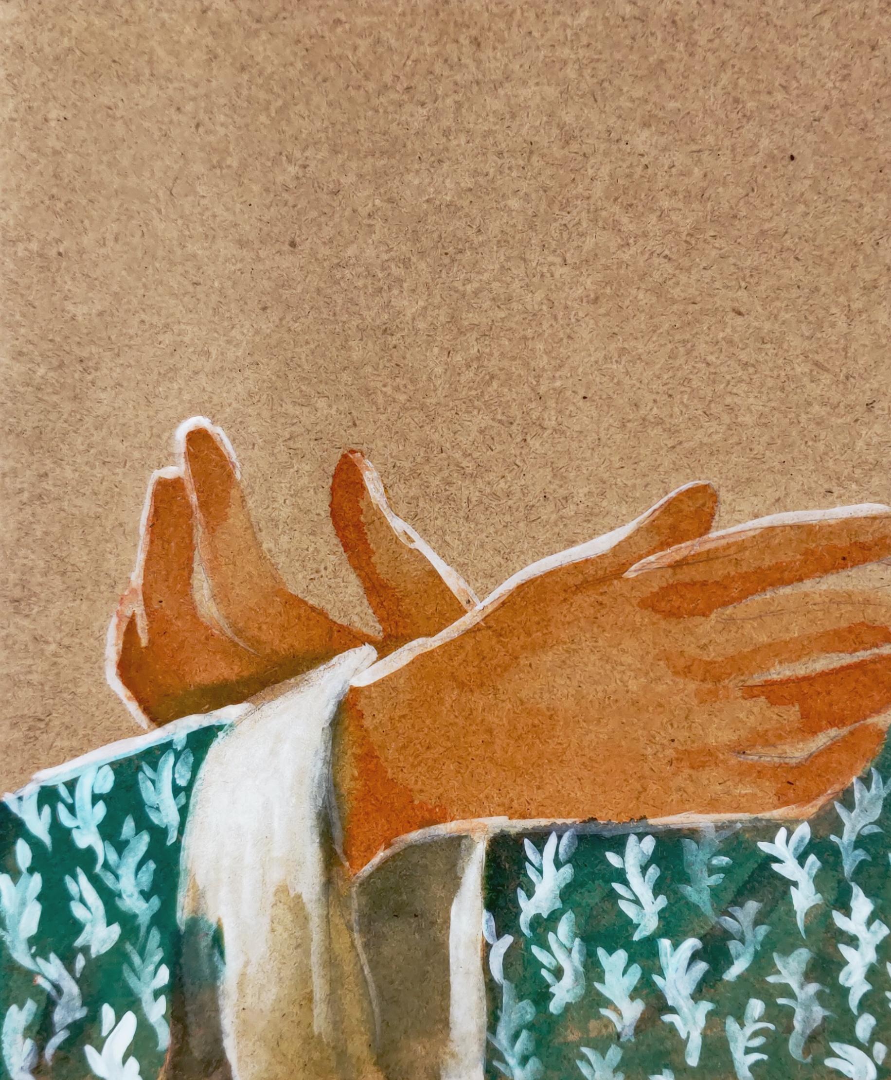 Marias hands IV
