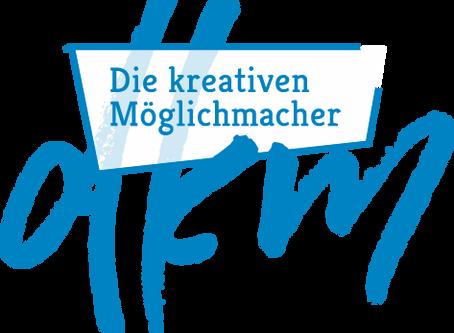 Neues Logo, relaunch der Homepage und der Kreativraum