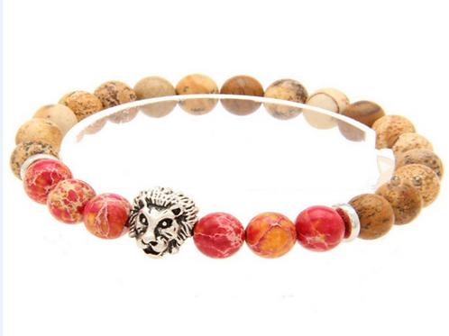 Red Lion Bracelet