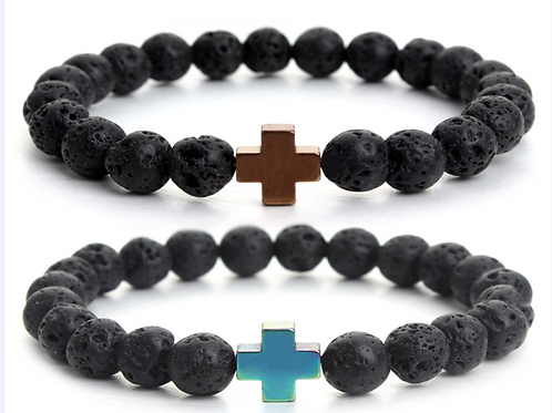 Double Grey Cross