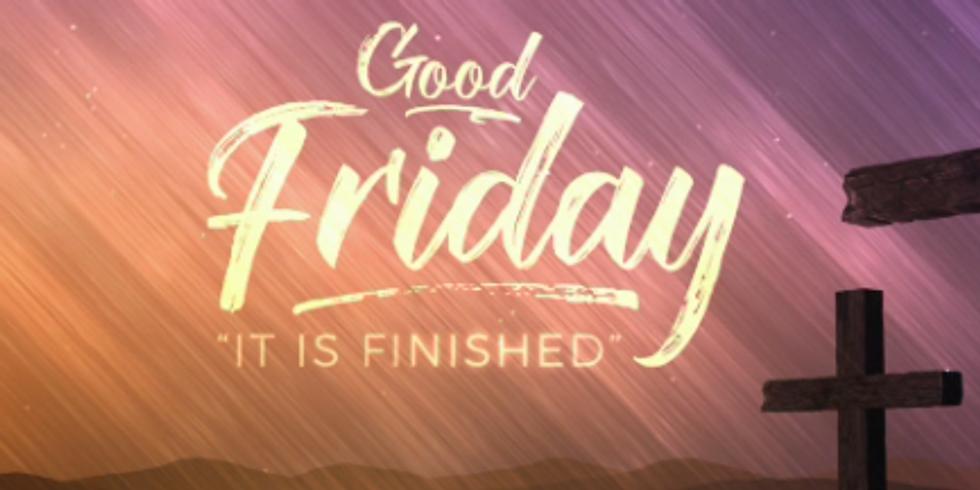 Good Friday at Zion