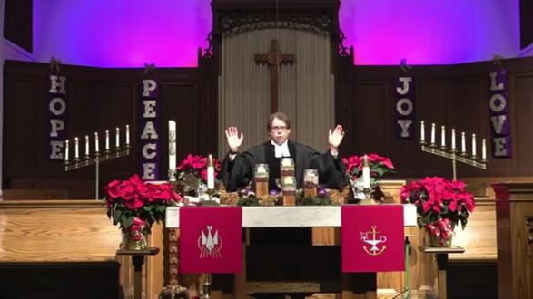Zion Christmas Eve 2020
