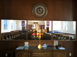 From the Narthex