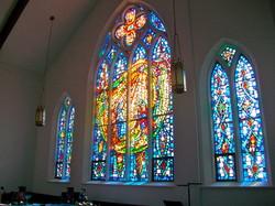 Stained Glass Wondows