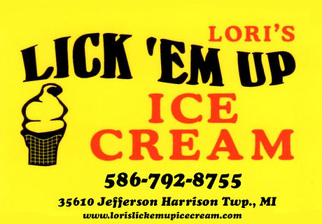 Lori's Lick 'Em Up Ice Cream
