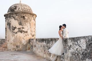 Casar na Cartagena, sonho de noiva com c