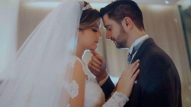 Exalam amor !!! _yasminrng e Igor se casaram na ùltima sexta em uma cerimônia cheia de emoção