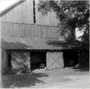 Original Farmhouse Barn