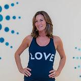 Tracy Coviello, yoga instructor, studio owner