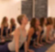 heated power yoga