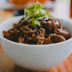 Sukiyaki Style Beef