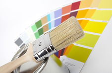 Inspired by Design color consulting service