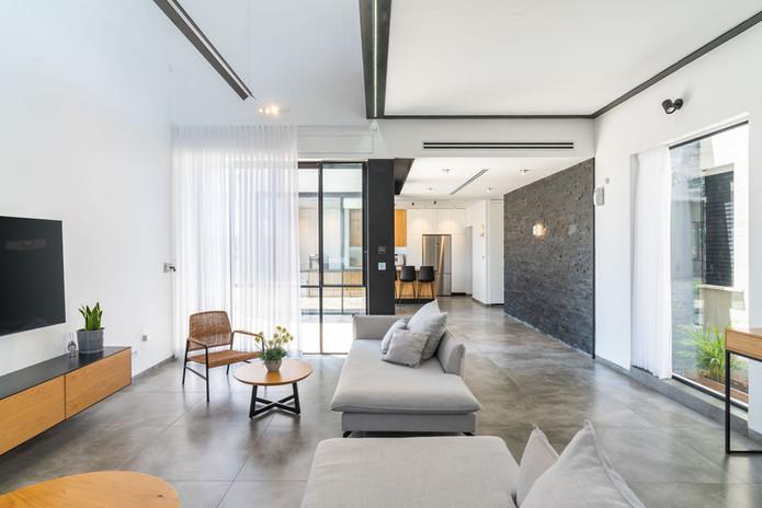 CUBE HOUSE Interior