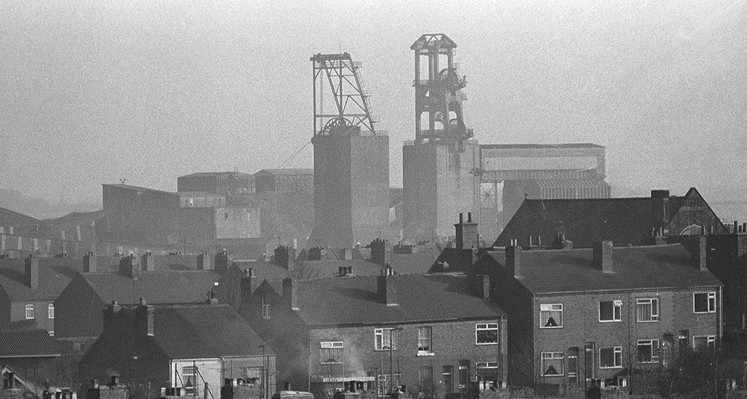 Roger Grayson (Chad) Shirebrook Colliery