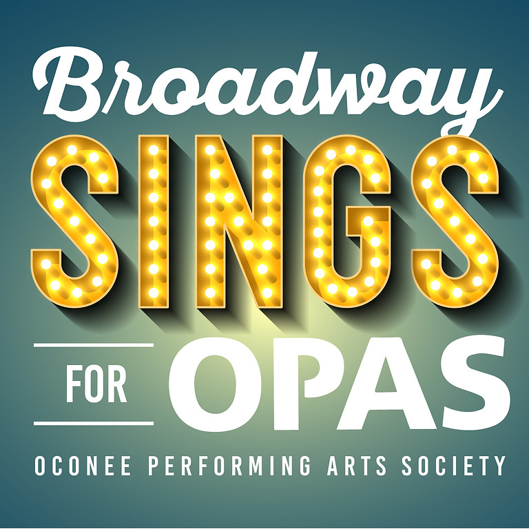 Broadway Sings for OPAS