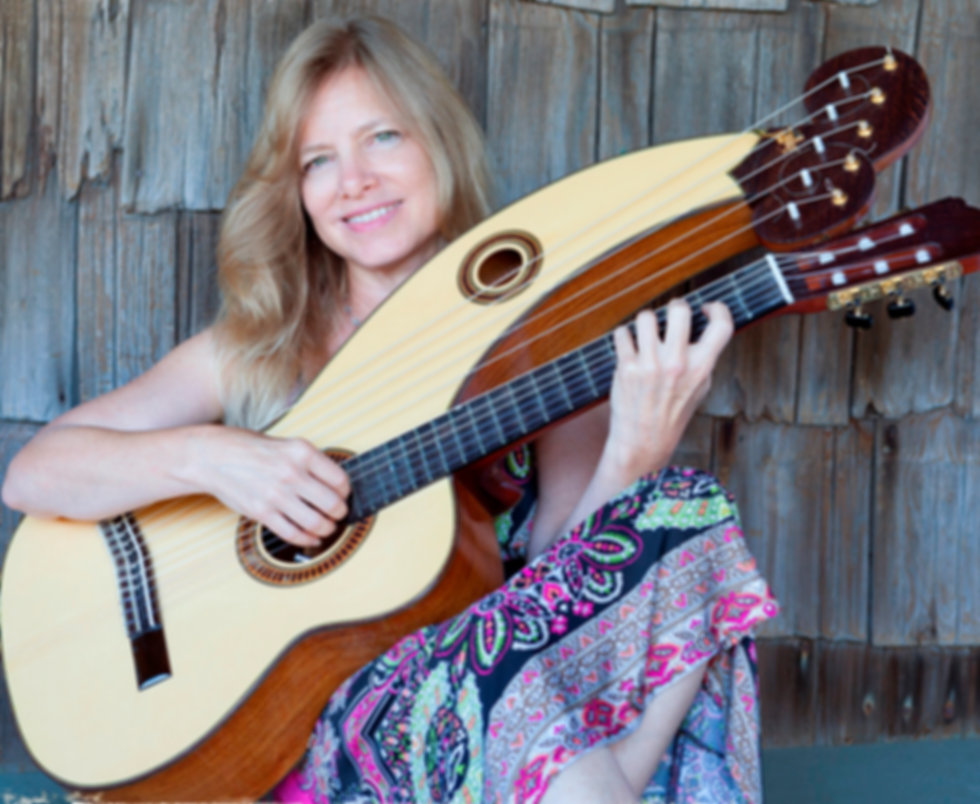 Muriel-Anderson-harp-guitar-photo-by-Bry