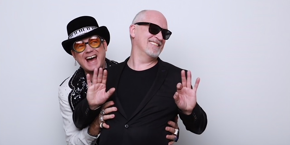 SOLD OUT: Piano Men: A Tribute to Elton John and Billy Joel