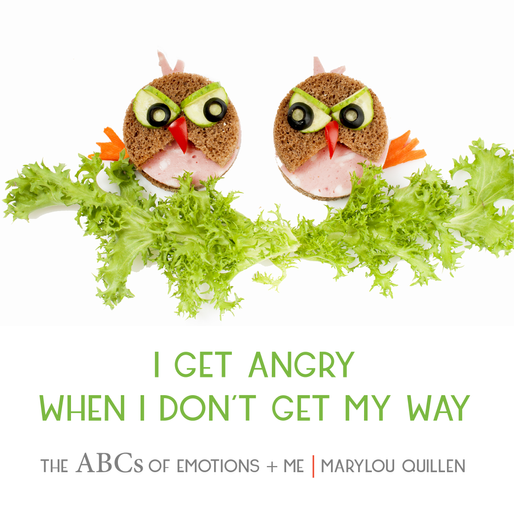 The ABCs of Emotions + Me: A is for  Angry