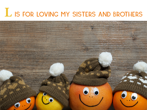 The ABCs of Emotions + Me: L is for Loving
