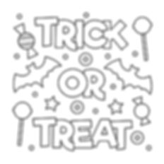 Fright Night_Coloring Pages_Trick or Tre
