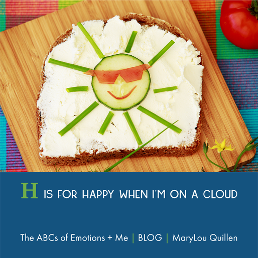 The ABCs of Emotions + Me: H is for Happy