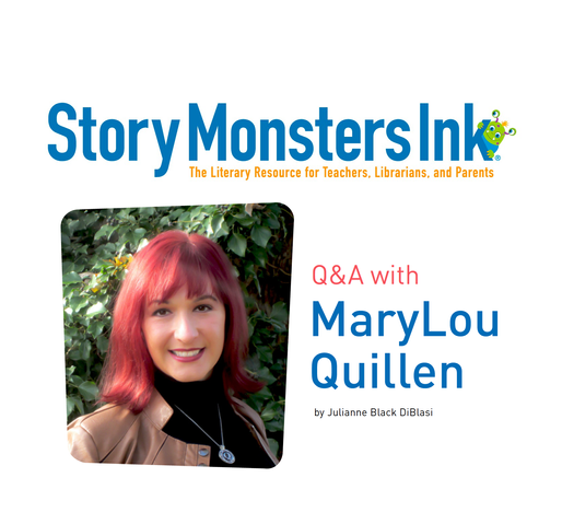Story Monsters Ink: Q&A with MaryLou Quillen