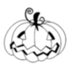 Fright Night_Coloring Pages_Jack-O-Lante
