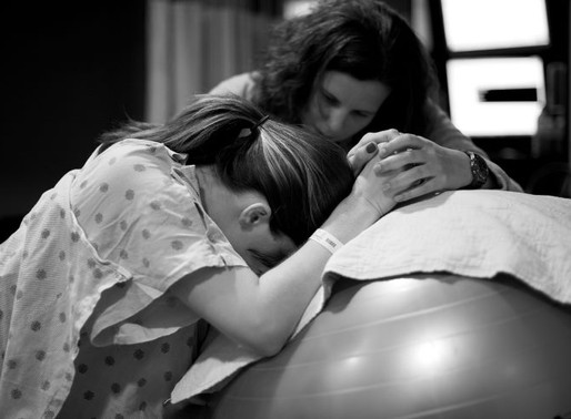 How can a doula help me: a birth doula's role.