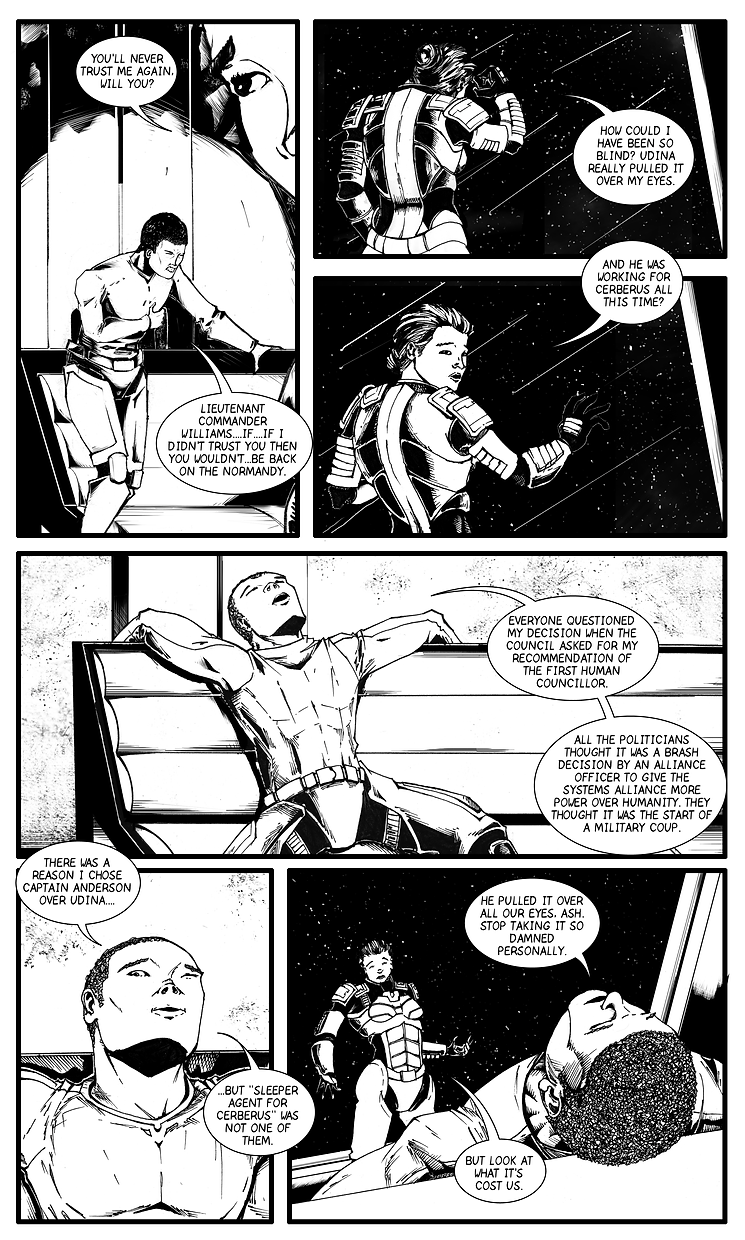 06 - Lost Scrolls - Chapter 3 Page 6 (Co