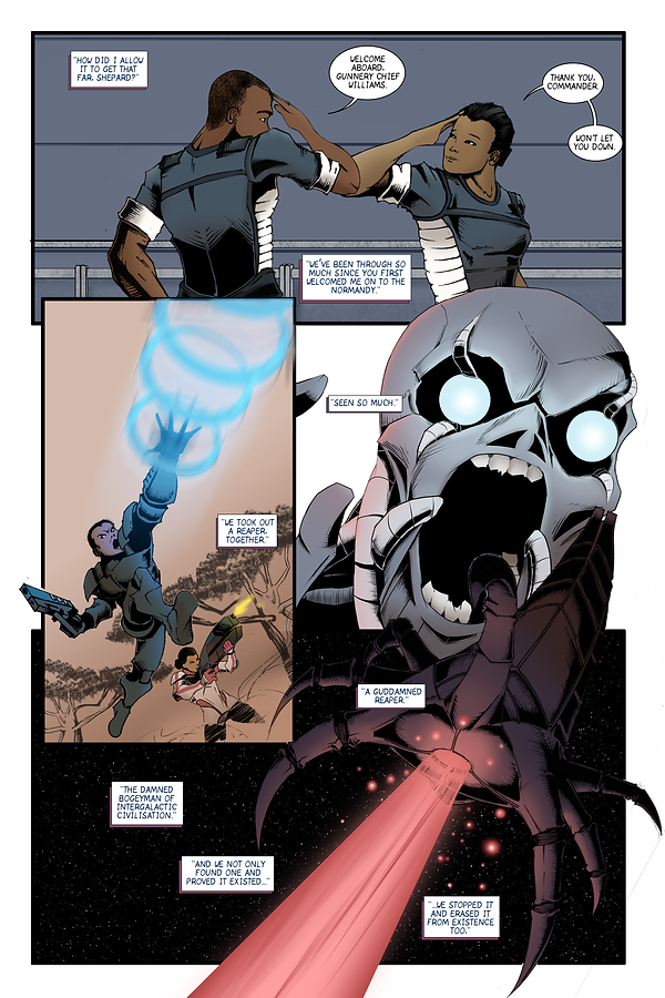 03 - Lost Scrolls - Chapter 3 Page 3 (Co