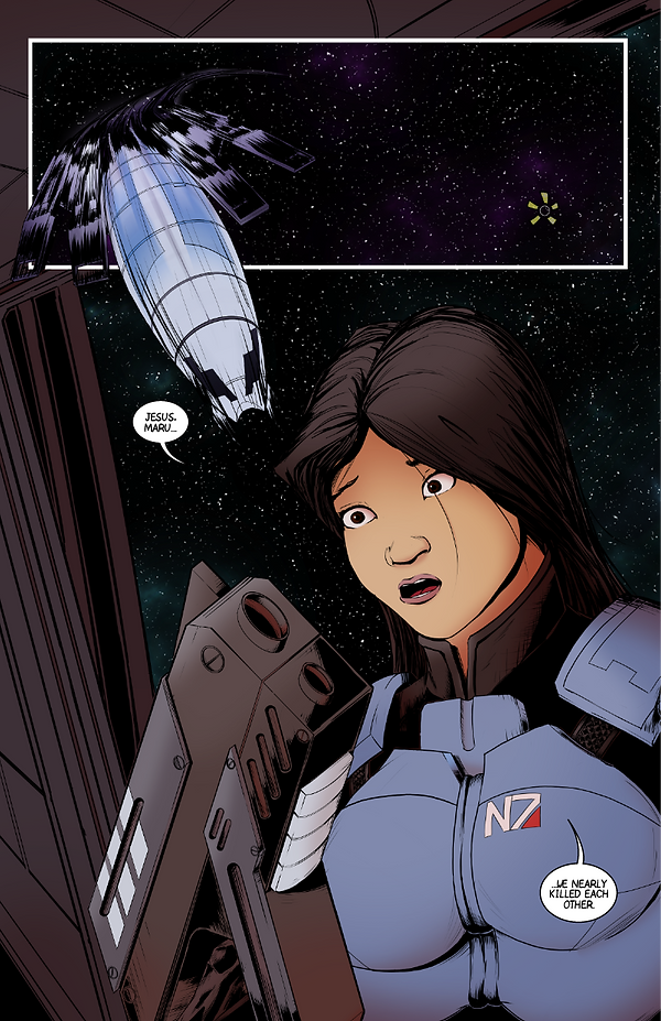 01 - Lost Scrolls - Chapter 3 Page 1 (Co