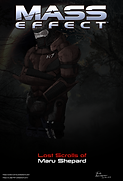 Mass Effect Lost Scrolls - Chapter 1 Cov