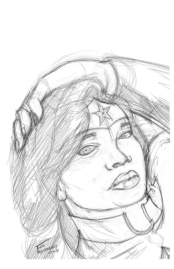 Marchelle - Wonder Woman (Pencils).png