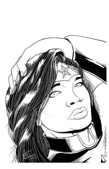 Marchelle - Wonder Woman (Inked).png