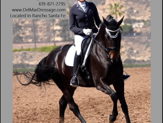 Bettina Loy: Del Mar Dressage