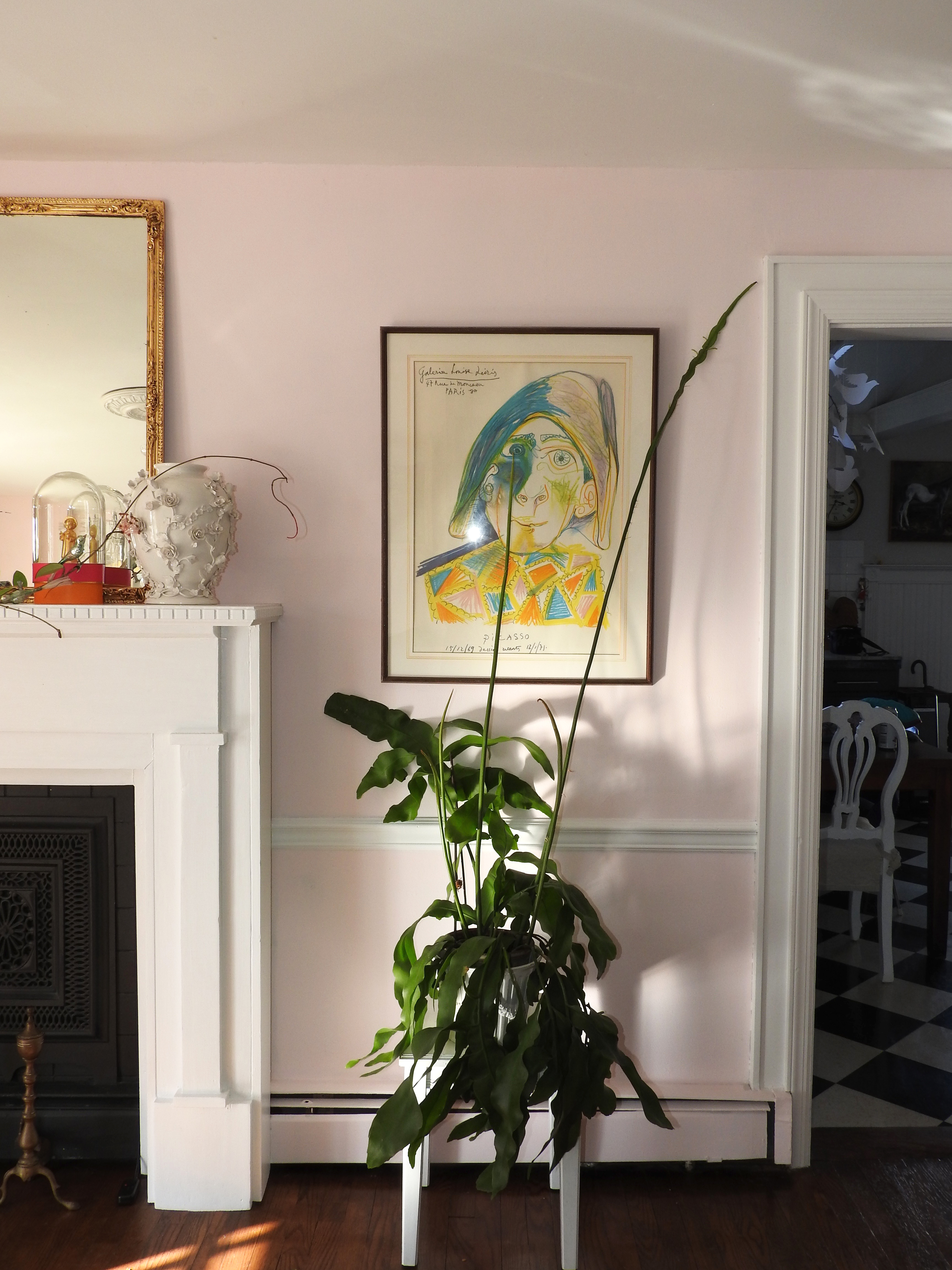 farrow and ball middleton pink paint