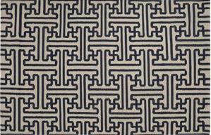 8' x 11'Horchow Grecian tiles rug