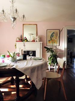 best pink paint color middleton pink