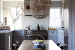 farmhouse kitchen without island